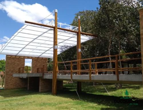 Eucalipto do Vale constrói capela conceito em Petrolina